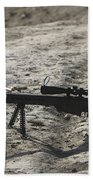 The Barrett M82a1 Sniper Rifle Bath Towel