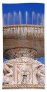 The Belle Isle Scott Fountain Bath Towel