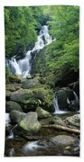 Torc Waterfall, Killarney National Bath Towel