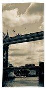 Tower Bridge Bath Towel