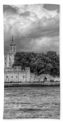 Tower Of London Bath Towel