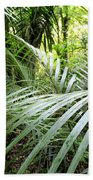 Tropical Jungle Bath Towel