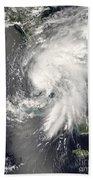 Tropical Storm Fay Bath Towel