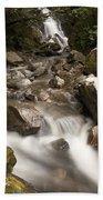 Unnamed Waterfall Along South Tongass Bath Towel