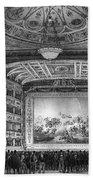 Venice: Teatro La Fenice Bath Towel