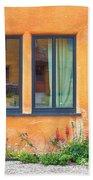 Vibrant Wall Hand Towel by Tom Gowanlock