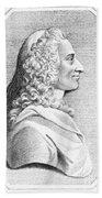 Voltaire (1694-1779) Bath Towel