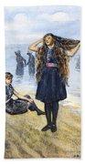 Womens Fashion, 1886 Bath Towel