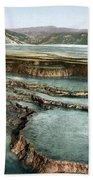 Yellowstone: Hot Spring Bath Towel