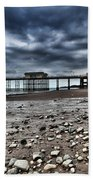 Penarth Pier Bath Towel