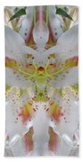 Lily Fantasy Hand Towel