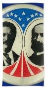 Presidential Campaign: 1904 Bath Towel