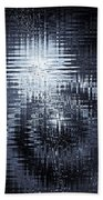 Abstract Art Hand Towel