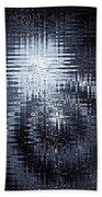 Abstract Art Bath Towel