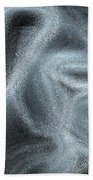 Digital Art Abstract Bath Towel
