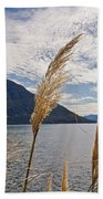 Lake Maggiore Hand Towel