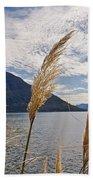 Lake Maggiore Bath Towel