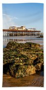 Hastings Pier Bath Towel