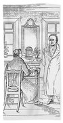 Johann Goethe (1749-1832) Bath Towel