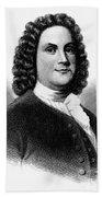 Benjamin Franklin (1706-1790) Bath Towel