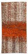 Color Rust Bath Towel