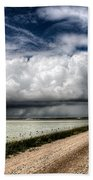 Storm Clouds Saskatchewan Bath Towel