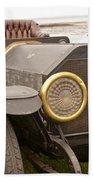 1907 Fiat Tipo 50-60 Hol-tan Bath Towel