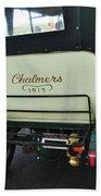 1913 Chalmers - Detroit Bath Towel