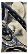 1924 Packard - Steering Wheel Bath Towel