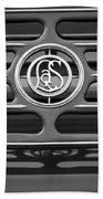 1932 Cadillac Lasalle Emblem 2 Bath Towel