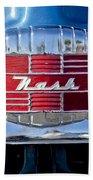 1951 Nash Emblem Bath Towel