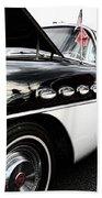 1956 Buick Century Profile 2 Bath Towel