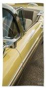 1957 Ford Fairlane 500 Skyliner Retractable Hardtop Convertible Bath Towel