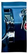 1961 Pontiac Catalina Key Ring Bath Towel