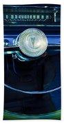 1961 Pontiac Catalina Steering Wheel  Bath Towel
