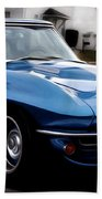 1963 Corvette Bath Towel