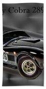 1963 Shelby Cobra 289 Bath Towel