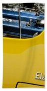 1965 Lotus Elan S2 Engine Bath Towel