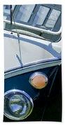1966 Volkswagen Vw Microbus Bath Towel