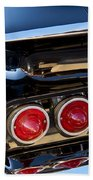 1959 Chevrolet El Camino Taillight Bath Towel