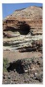 Abandoned Manganese Mine At Cape Vani Bath Towel