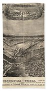 Andersonville Prison, 1864 Bath Towel