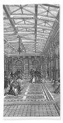 Brighton Aquarium, 1872 Bath Towel
