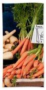 Carrots Bath Towel
