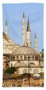 City Of Istanbul Bath Towel