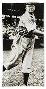 Cy Young (1867-1955) Bath Towel