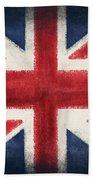 England Flag Bath Towel