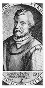 Ferdinand Magellan Bath Towel