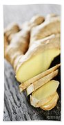 Ginger Root Hand Towel