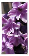 Hyacinth Named Splendid Cornelia Bath Towel